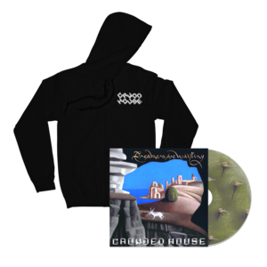Crowded House: Dreamers Are Waiting Hoodie & Signed CD