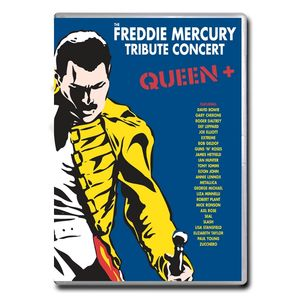 Queen: The Freddie Mercury Tribute Concert