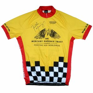 Freddie For A Day: Mercury Phoenix Trust Cycling Shirt