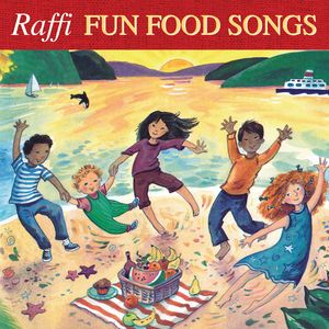 Raffi: Fun Food Songs (CD)