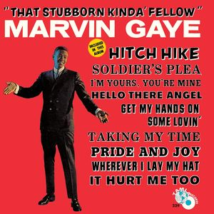 Marvin Gaye: That Stubborn Kind Of Fellow