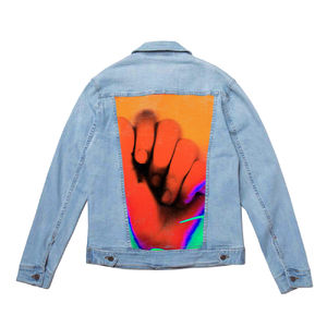 S.G. Lewis: Dusk Denim Jackets (Light Blue)