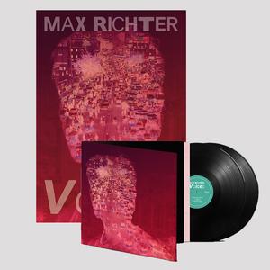 Max Richter: Voices Double Vinyl LP & Art Print Bundle