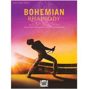 Queen: Bohemian Rhapsody OST (Piano/Vocal/Guitar) Sheet Music