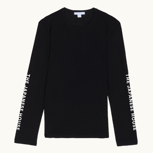 The Japanese House: Sleeve Logo Oversized Tee