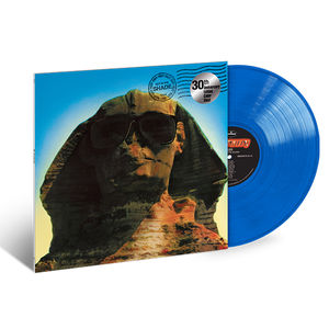 Kiss: Hot In The Shade: Exclusive Translucent Blue Vinyl