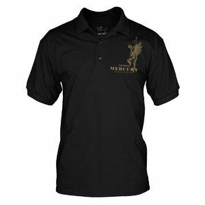 Freddie Mercury: Messenger Of The Gods Polo Shirt