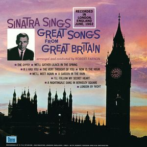 Frank Sinatra: Great Songs From Great Britain