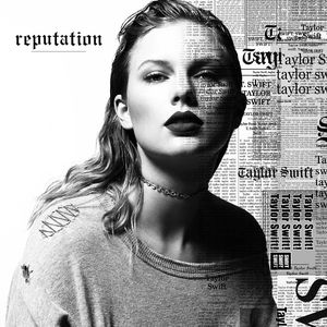 Taylor Swift: Reputation Standard CD
