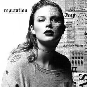 Taylor Swift: Reputation Standard CD