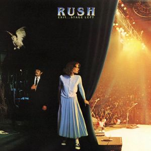 Rush: Exit...Stage Left