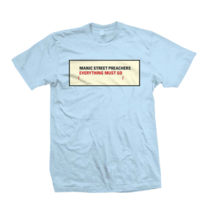 Manic Street Preachers: Everything Must Go T-Shirt