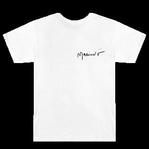 Maroon 5: Beautiful Mistakes T-Shirt II