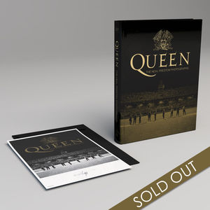 Queen: Queen: The Neal Preston Photographs (Store Exclusive Signed Version)