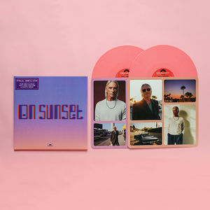 Paul Weller: On Sunset Colour Vinyl