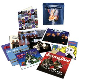 Status Quo: The Vinyl Singles Collection: 2000 – 2010