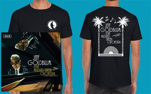 Jeff Goldblum And The Mildred Snitzer Orchestra: Vinyl and T-Shirt Bundle