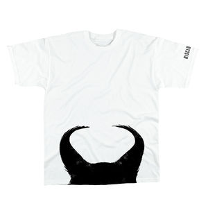Disclosure: 'EARS' T-SHIRT (WHITE & BLACK)