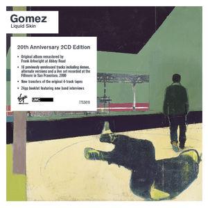 Gomez: Liquid Skin 20th Anniversary Edition 2CD