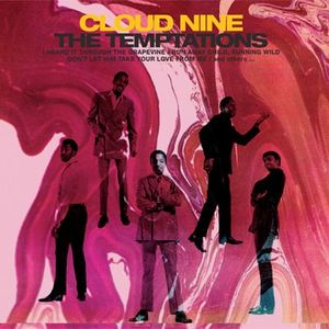 The Temptations: Cloud Nine LP