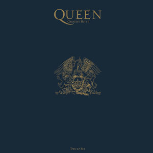 Queen: Greatest Hits II 180gm Heavyweight Vinyl