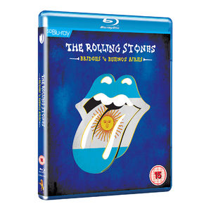 The Rolling Stones: Bridges To Buenos Aires Blu-Ray