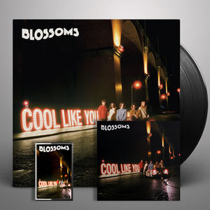 Blossoms: SIGNED LP + SIGNED CD + SIGNED CASSETTE