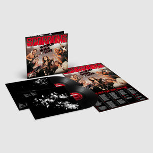 Scorpions: World Wide Live (50th Anniversary Edition)