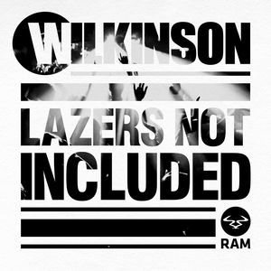 Wilkinson: Lazers Not Included Signed CD