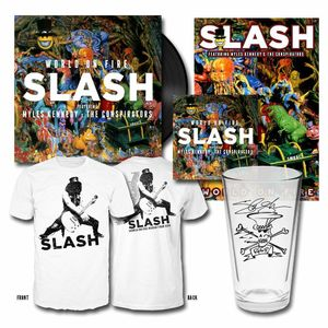 Slash: World On Fire Deluxe Bundle