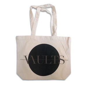 Vaults: Natural Tote Bag