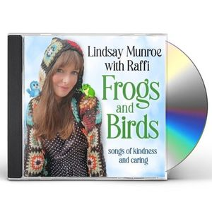 Lindsay Munroe: Frogs And Birds