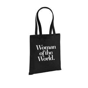 Amy Macdonald: Black Tote Bag