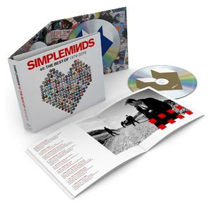 Simple Minds: 40: The Best Of Simple Minds 1979-2019: 3CD