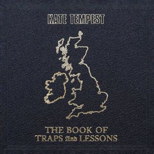 Kate Tempest: The Book of Traps and Lessons: Deluxe Hardback Book CD