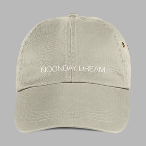 Ben Howard: Nooday Dream Cap - Beige