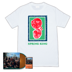 Spring King: A Better Life: Signed CD, Signed Cassette & T-Shirt