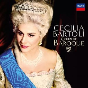 Cecilia Bartoli : Queen of Baroque CD