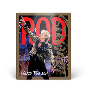 Rod Stewart: Tour Programme