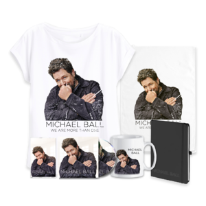 Michael Ball: We Are More Than One ultimate bundle