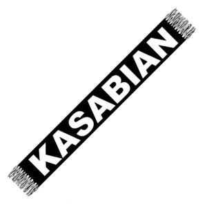 Kasabian: Kasabian Arena 2017 Football Scarf