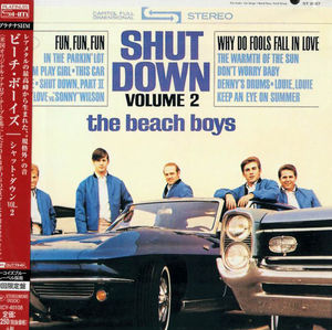 The Beach Boys: Shut Down Vol. 2: Platinum SHM-CD