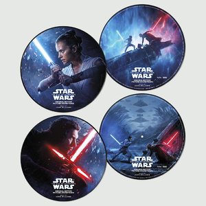 Various Artists: Star Wars - The Rise Of Skywalker: Limited Edition Picture Disc