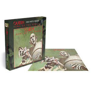 Queen: News Of The World (500 Piece Jigsaw Puzzle)