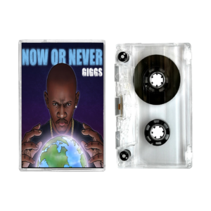 Giggs: Now Or Never: Cassette