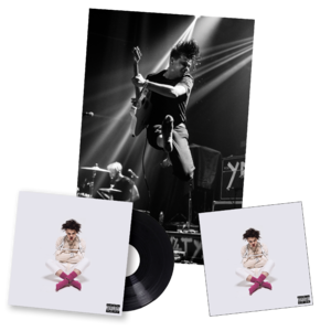 Yungblud: 21st Century Liability LP + CD + Signed Poster