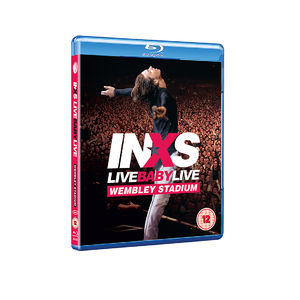 INXS: Live Baby Live: Blu-Ray