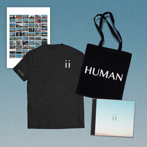 Aquilo: Signed CD + Tote + Poster + Black Shortsleeve Tee