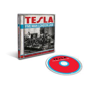 Tesla: Five Man London Jam CD