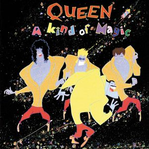 Queen: A Kind Of Magic (Edizione standard rimasterizzata)